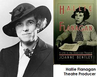 Hallie Flanagan